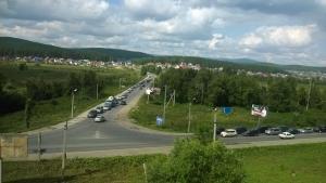 Тургояк - Klyuchavka