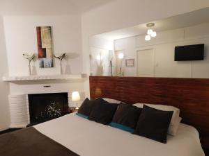 Hotel 7 Norte, Отели  Винья-дель-Мар - big - 33