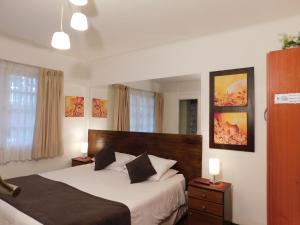 Hotel 7 Norte, Отели  Винья-дель-Мар - big - 27