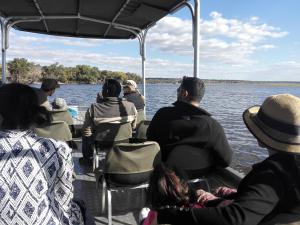 Chobe Sunset Chalets, Affittacamere  Lesoma - big - 17