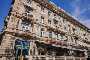 Steigenberger Parkhotel Düsseldorf - Hotel