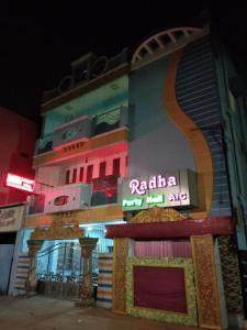Auberges de jeunesse - Radha Party Hall