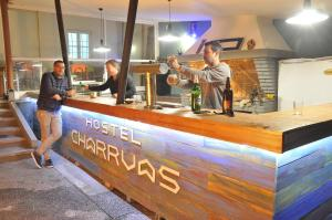 Charruas hostel