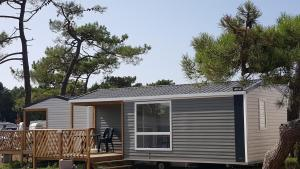 Camping Les Galets de la Molliere