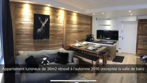 2p lit160 Wifi skis au pied - Apartment - Tignes