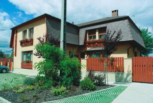 Accommodation in Pilis