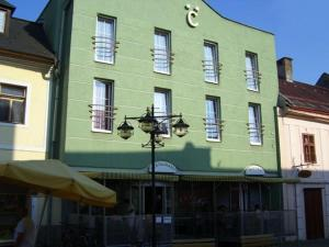 Hotel Centrál - Kremnica