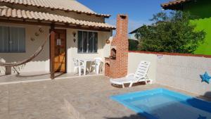 Casa De Praia em Cabo frio, Дома для отпуска  Tamoios - big - 37