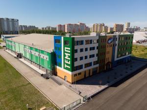 Temp Hotel - Novosilikatnyy