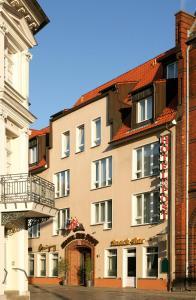 Altstadt Hotel zur Post Stralsund, Отели  Штральзунд - big - 1