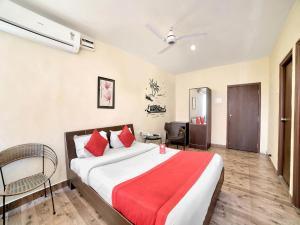 OYO 674 Apartment Hotel Manar Luxury Suites, Ferienwohnungen  Hyderabad - big - 32