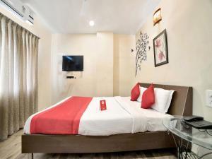 OYO 674 Apartment Hotel Manar Luxury Suites, Ferienwohnungen  Hyderabad - big - 33