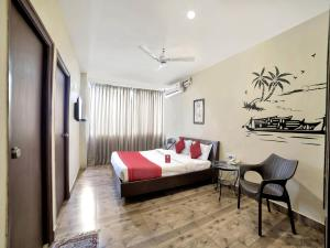 OYO 674 Apartment Hotel Manar Luxury Suites, Ferienwohnungen  Hyderabad - big - 35