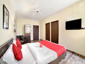 OYO 674 Apartment Hotel Manar Luxury Suites, Ferienwohnungen  Hyderabad - big - 38