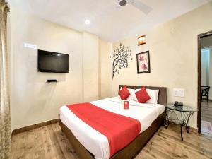OYO 674 Apartment Hotel Manar Luxury Suites, Ferienwohnungen  Hyderabad - big - 41