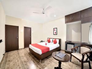 OYO 674 Apartment Hotel Manar Luxury Suites, Ferienwohnungen  Hyderabad - big - 46