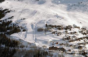 Appartement pied des pistes Alpe d\'Huez à Villard Reculas