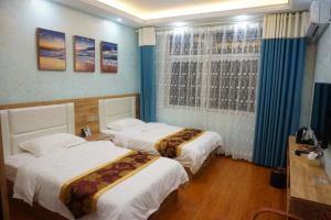 Zixing Wu Yuan Shan Shui Guesthouse, Pensionen  Zixing - big - 6