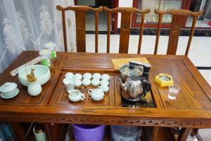 Zixing Wu Yuan Shan Shui Guesthouse, Pensionen  Zixing - big - 29