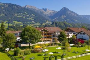 Hotel Rosenstock - Berg