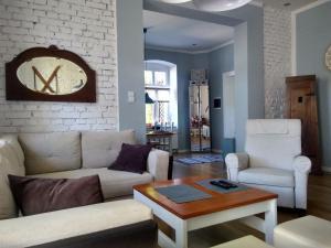 Apartament w centrum w zabytkowej kamienicy