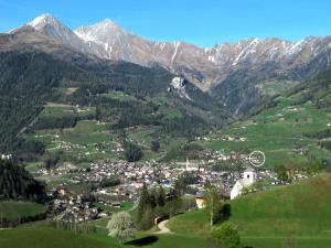 Apartmán Tauernappartements Kircherhof Matrei in Osttirol Rakousko