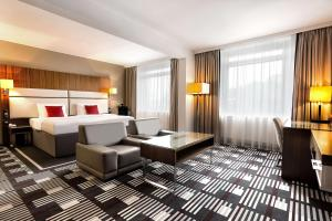 Executive Apartment with King Bed Best Western Premier Hotel International Brno