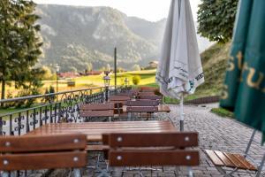 Hotel-Gasthof Sonnenbichl, Pensionen  Oberwössen - big - 25