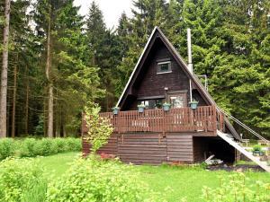 Wanderhütte am Rennsteig - Neuenbau