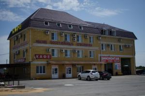 Мотель Юг 34