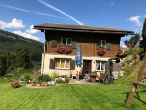 Ferienwohnung, Appartamenti  Klosters Serneus - big - 12