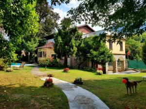 Accommodation in Vallio Terme