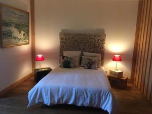Le Gîte de Garbay, Отели типа «постель и завтрак»  Margouët-Meymès - big - 33