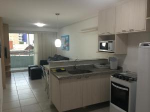 Beach Class Residence Service, Apartmány  Fortaleza - big - 38
