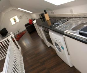 Aberdeen Serviced Apartments - The Lodge, Apartments  Aberdeen - big - 11