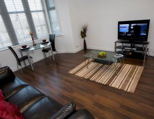 Aberdeen Serviced Apartments - The Lodge, Apartments  Aberdeen - big - 5