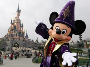 L'orchidée - Disneyland Paris - Saint-Maurice
