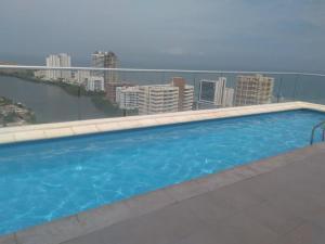 Apartamento Aqualina, Ferienwohnungen  Cartagena de Indias - big - 1
