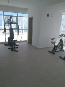 Apartamento Aqualina, Апартаменты  Картахена-де-Индиас - big - 47