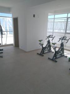 Apartamento Aqualina, Апартаменты  Картахена-де-Индиас - big - 46
