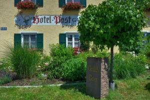 Hotel zur Post garni - Hofmarksgasse
