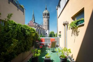 """Ferienwohnung am Schloss """"Gründerzeit"""" - Bietegast"""