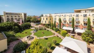 Hotel Villa Toskana - Leimen