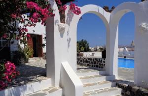 Adamastos, Hotels  Akrotiri - big - 14