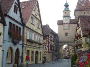 Pension Elke Rothenburg - Eckartshof