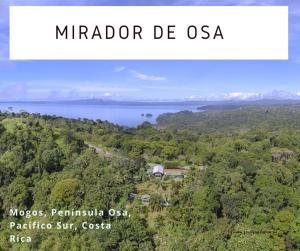 Mirador Osa - Сьерпе