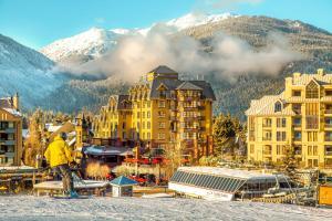 Sundial Boutique Hotel - Whistler Blackcomb
