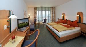 Hotel Landgasthof Hohenauer Hof, Hotels  Hohenau - big - 8