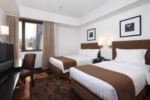 City Garden Hotel Makati, Hotels  Manila - big - 59