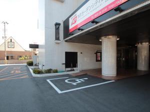 APA Hotel Yamaguchi Hofu, Nízkorozpočtové hotely  Hofu - big - 59